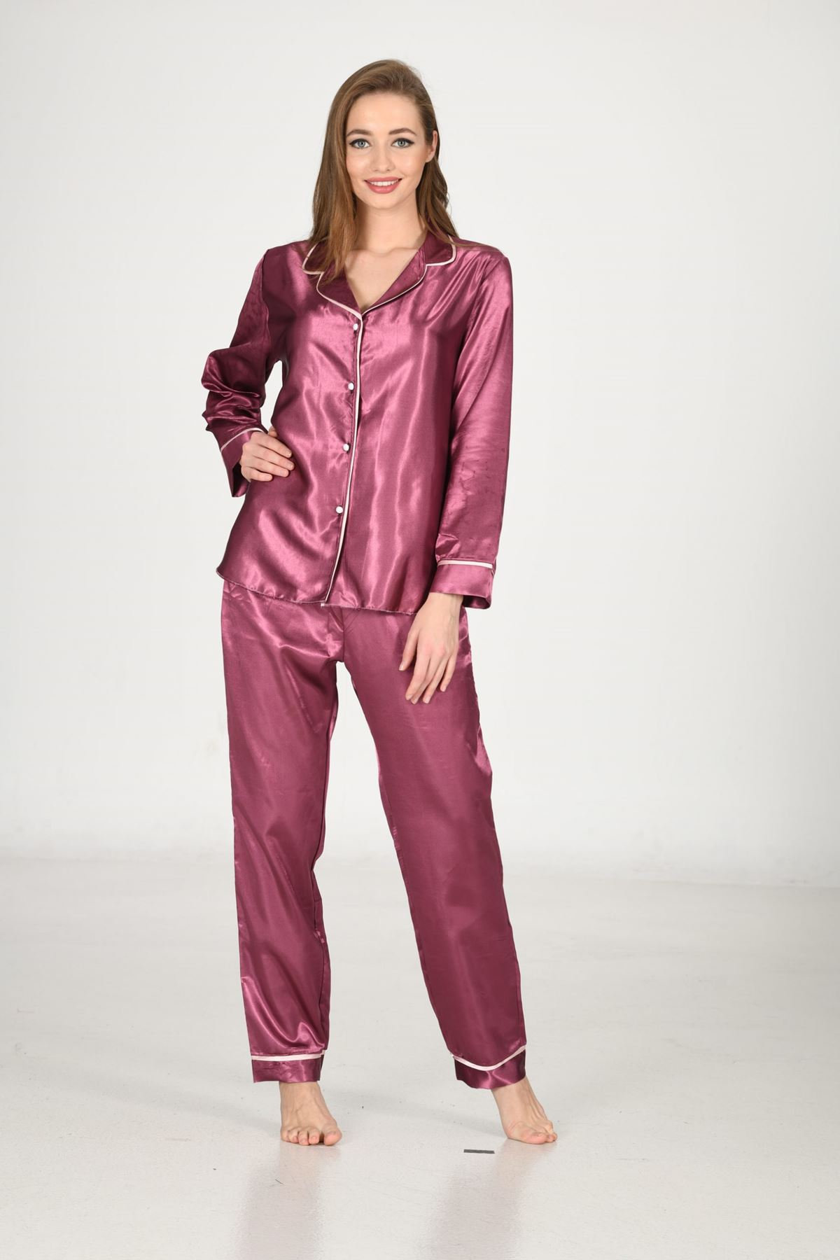 Sistina 1613 Saten Pijama