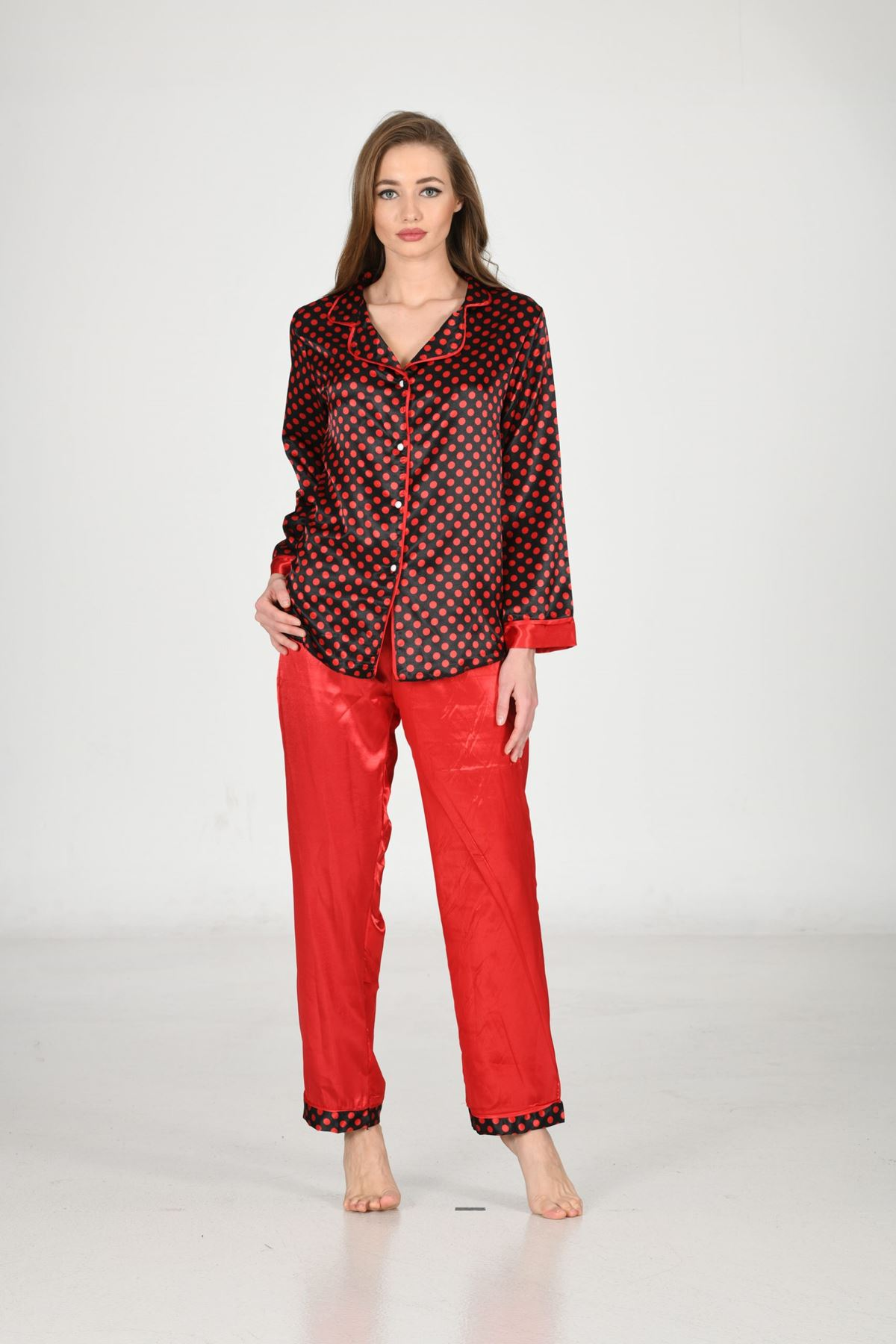 Sistina 1618 Saten Pijama