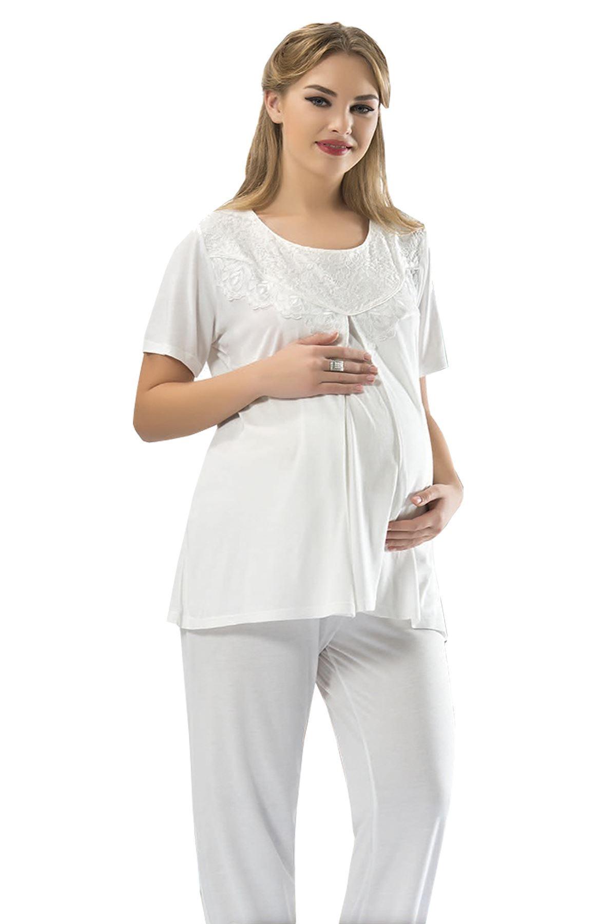 Sistina 1606 Lohusa Pijama Takımı