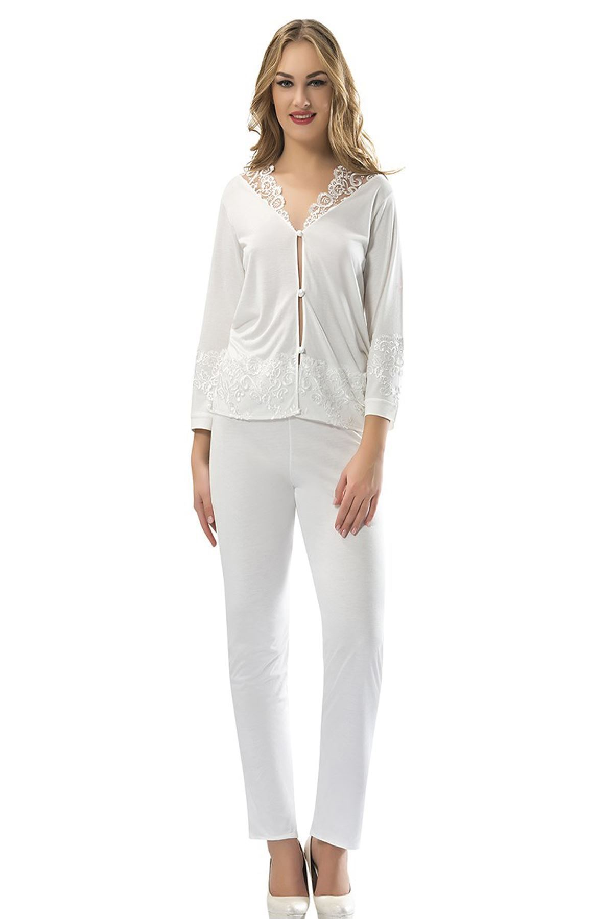 Sistina 1576 penye çeyizlik pijama takım