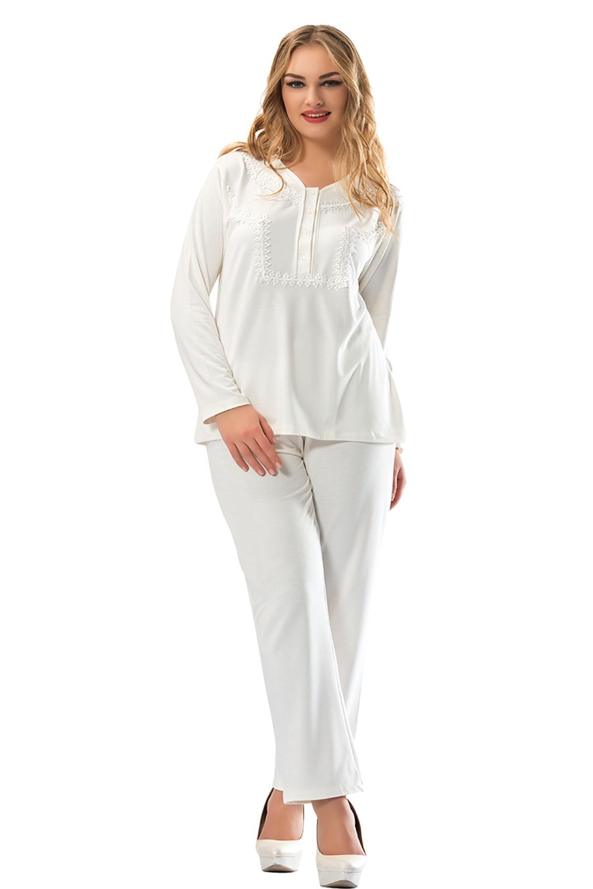 Sistina 1577 penye çeyizlik pijama takım